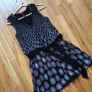 Silk Zipper Vivienne Tam Dress